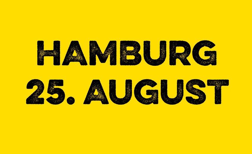 Save the date: Urban Challenge Hamburg 2018